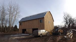 Barn Roof by Gambrel Barn Designs And Plans