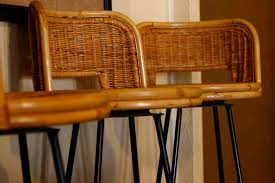 24 Inch Bar Stools With Back Furniture Bamboo With Baroid Rattan 24 Inch Bar Stools For