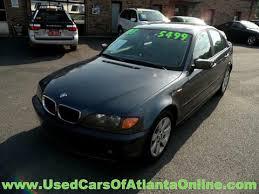 bmw used cars atlanta bmw used cars luxury cars for sale buford used cars of atlanta