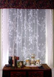 Shanty Irish Lace Curtain 20 Best Lace Curtains Images On Pinterest Country Curtains