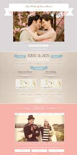 our wedding website 25 wonderful wedding websites wedding free wedding websites