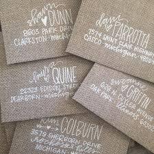 wedding invitations san antonio san antonio lettered envelope addresses envelope addressing