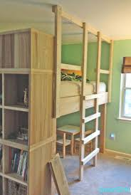 Build Loft Bed With Slide by Designing A Surf Shack Bed