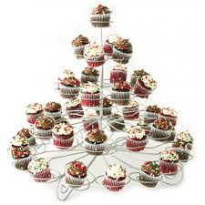 5 tier cupcake stand tiered wire mini cupcake stand holds 41 7019 svr craftoutlet
