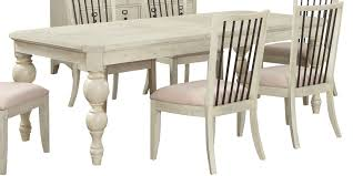linen 5 piece dining set bohemian collection rc willey