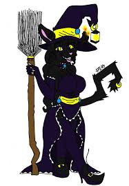 witch clipart animated pencil and in color witch clipart animated