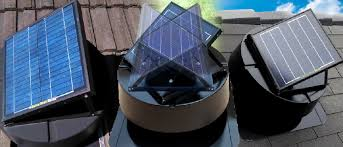green vent attic solar extraction fan calidad skylights perth