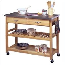 Folding Kitchen Island Work Table Kitchen Islands Drop Leaf Breakfast Bars U0026 Kitchen Carts