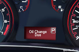 service light on car understanding the dodge oil change indicator and service indicator