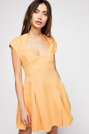 orange dress dresses for women boho and casual dresses free