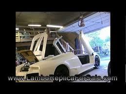 lamborghini gallardo kit car lamborghini murcielago replica kit car only 19 500