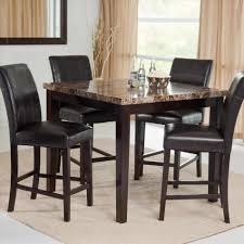 High Table Chairs Bar High Kitchen Tables Caruba Info