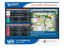 tysons corner center traveler information displays 2015 update