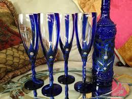 Beautiful Wine Glasses The Beautiful Of Decorative Wine Glasses U2014 Tedx Designs