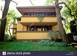 Frank Lloyd Wright Prairie Style by Mrs Thomas Gale House By Frank Lloyd Wright Prairie Style Oak Park