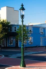decorative street light poles visco d series cast iron decorative street light pole location