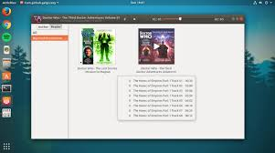 a promising new audiobook player for linux desktop has joined the