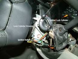 gmc sierra steering wheel light replacement silveradosierra com how to replace an ignition switch in a 2000