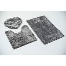 Grey Bathroom Rug by Grey Bath Mat Leopard Bath Mat Rug 990 70x120cm Microdry Memory