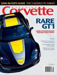 corvette magazines magazine each issue covers every corvette generation the