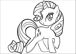 rarity coloring page coloring home