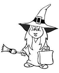 imagenes de halloween tiernas para colorear imagenes de brujitas para colorear mimundomanual