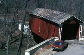 wooddale bridge in new castle county delaware covered bridges