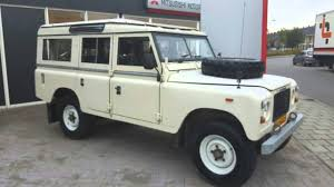 land rover series iii land rover defender series iii 109
