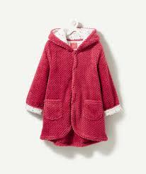 robe chambre enfant la robe de chambre hongrie framboise fille mode enfant pour