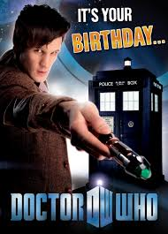 doctor who birthday card alanarasbach com