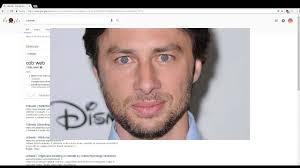 Zach Braff Meme - google s pronunciation of cobweb sounds like zach braff youtube