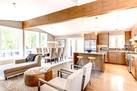 open floor plans a trend for modern living also interior design