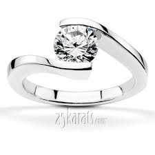 solitare ring solitaire engagement rings diamonds mountings at 25karats