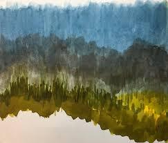eagle creek fire rain d katie powell art