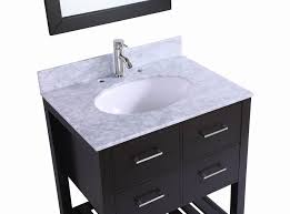 Marble Top Bathroom Cabinet Harper 30 Inch Traditional Bathroom Vanity W Marble Top