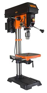 wen 12 inch variable speed drill press