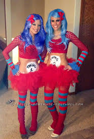 twins halloween costume idea 80 best cat in the hat costume ideas images on pinterest costume