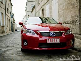 lexus ct200h motor 11 lexus ct 200h first drive modified magazine