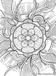 coloring page design instant download coloring page celestial mandala by rootsdesign