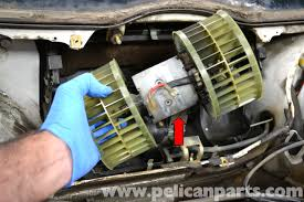 mercedes benz w124 blower motor replacement 1986 1995 e class