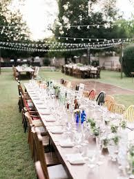 Vintage Backyard Wedding Ideas by Vintage Details Ruffled