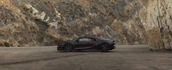 bugatti chiron red black and red bugatti chiron supercar report