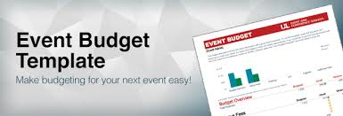 download our free event budget template u2014 university of louisville