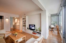 Apartments  Astonishing Small Apartment Living Room Decor Wooden - Interior design ideas for small flats