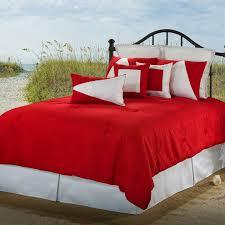 White Twin Xl Comforter Latitude 12 Red White Twin Xl Comforter Set Free Shipping