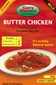 cuisine complete butter chicken curry masters
