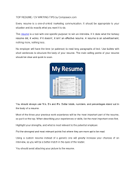 effective resume writing top recume cv writing tips model resumes free download top recume cv writing tips model resumes free download composecv com by composecv issuu