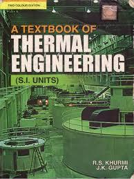 a textbook of thermal engineering rs khurmi and jk gupta pdf