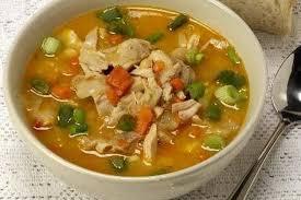 cuisine chinoise recettes recette de soupe chinoise au poulet la recette facile