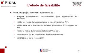 bureau d ude photovoltaique exemple du photovoltaique etapes clefs pour realiser les projets